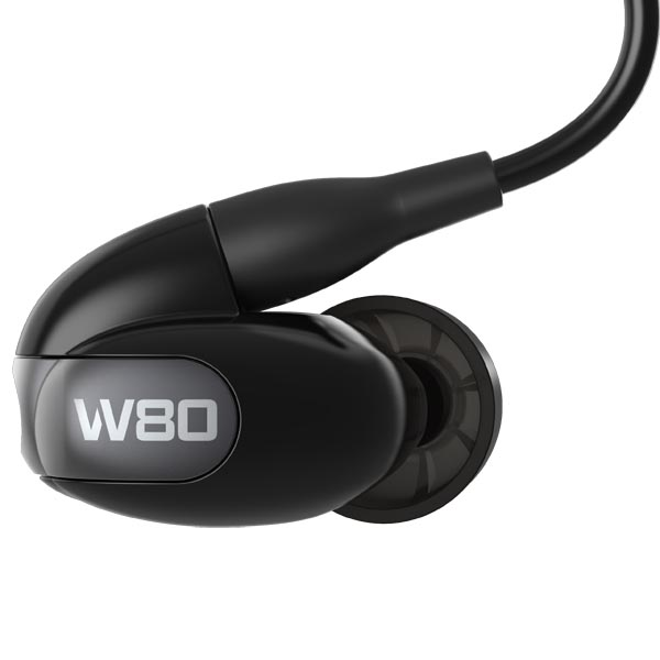 Bargain Westone W80 Earphones featuring eight proprietary drivers (Box opened) Stockists