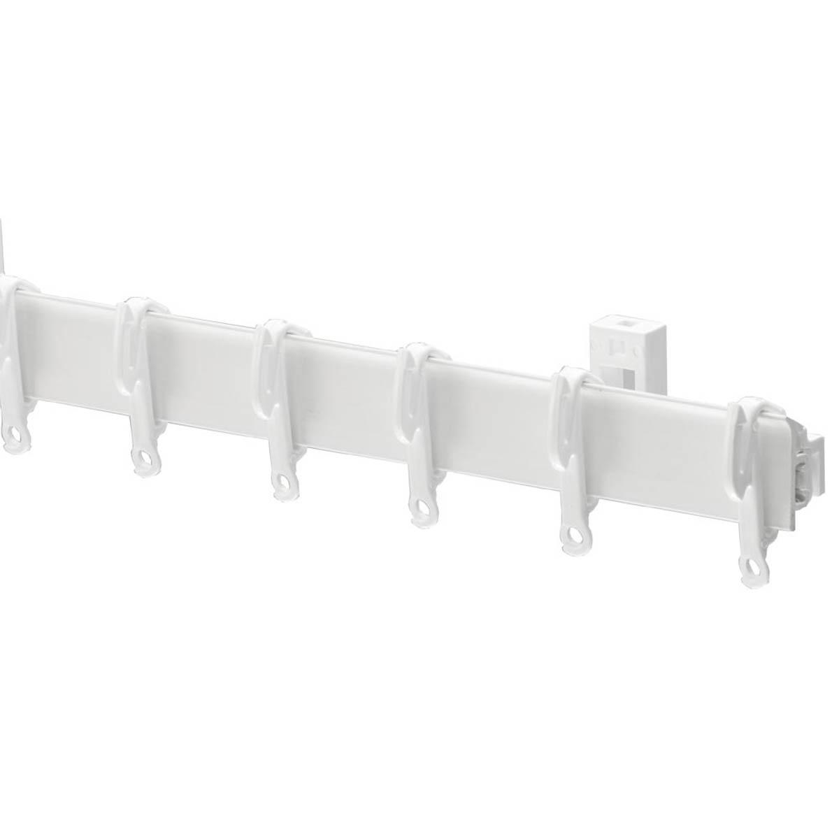 Bargain White Swish Sologlyde Curtain Track Stockists