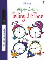 Bargain Wipe Clean Telling the Time Stockists