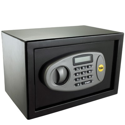 Stockists of Yale £1000 Cash-Rated Home Electronic Safe - MS0000NFP