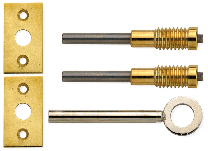 Stockists of Yale Window Dual Screws Sold In Pairs