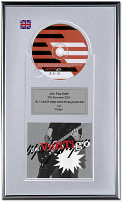 Bargain Your Life's Theme Song - Premiere Plaque Stockists