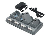 Bargain Zebra Quad Charger UCLI72 4   power adapter + battery charger Stockists