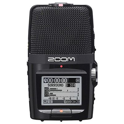 Bargain Zoom H2N Audio Recorder Stockists