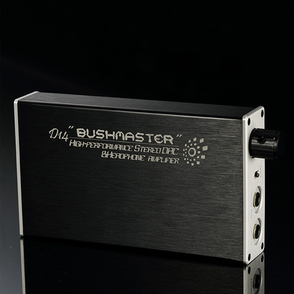 Bargain iBasso D14 Bushmaster High Performance Stereo DAC & Headphones Amplifier Stockists