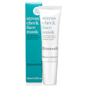 Bargain this works Stress Check Face Mask 50ml Stockists