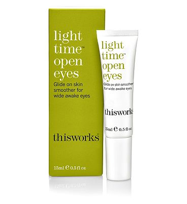 Bargain this works light time open eyes Stockists